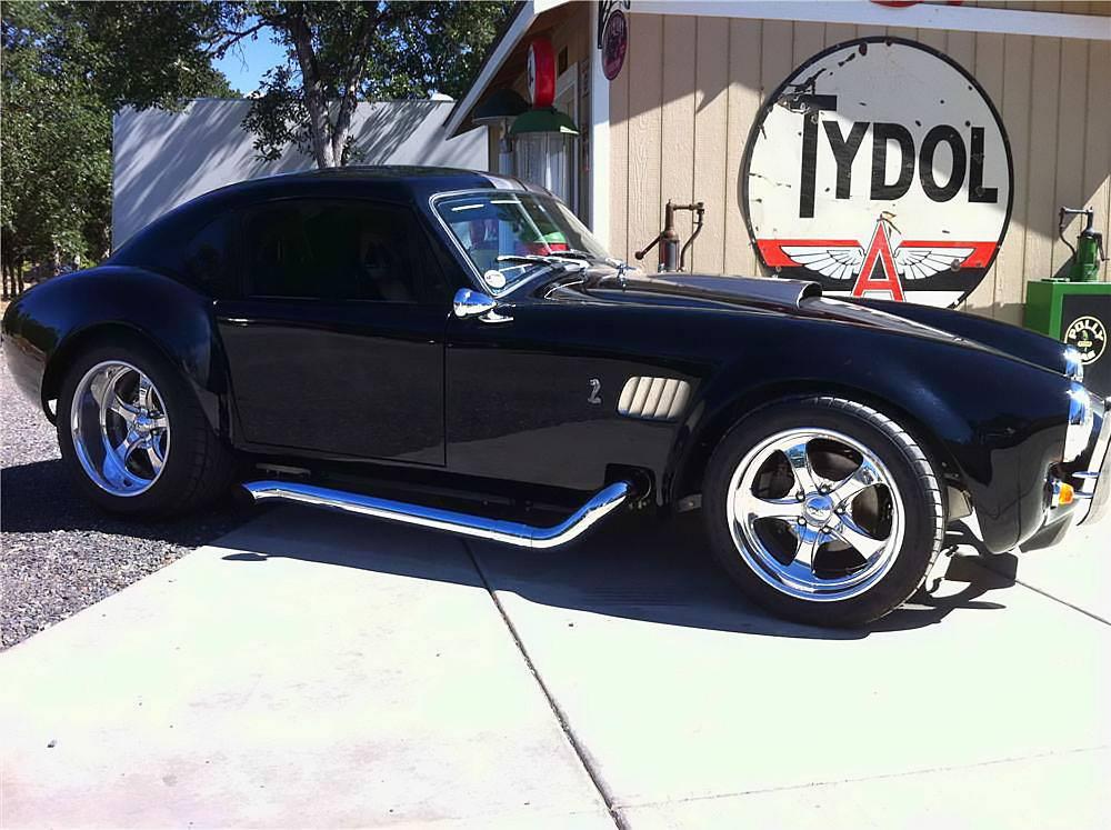 1966 Shelby Daytona Coupe 406 V8 - Muscle Car