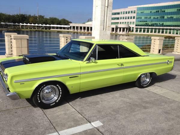 Rare 1966 Plymouth Belvedere II 2 Door Hardtop