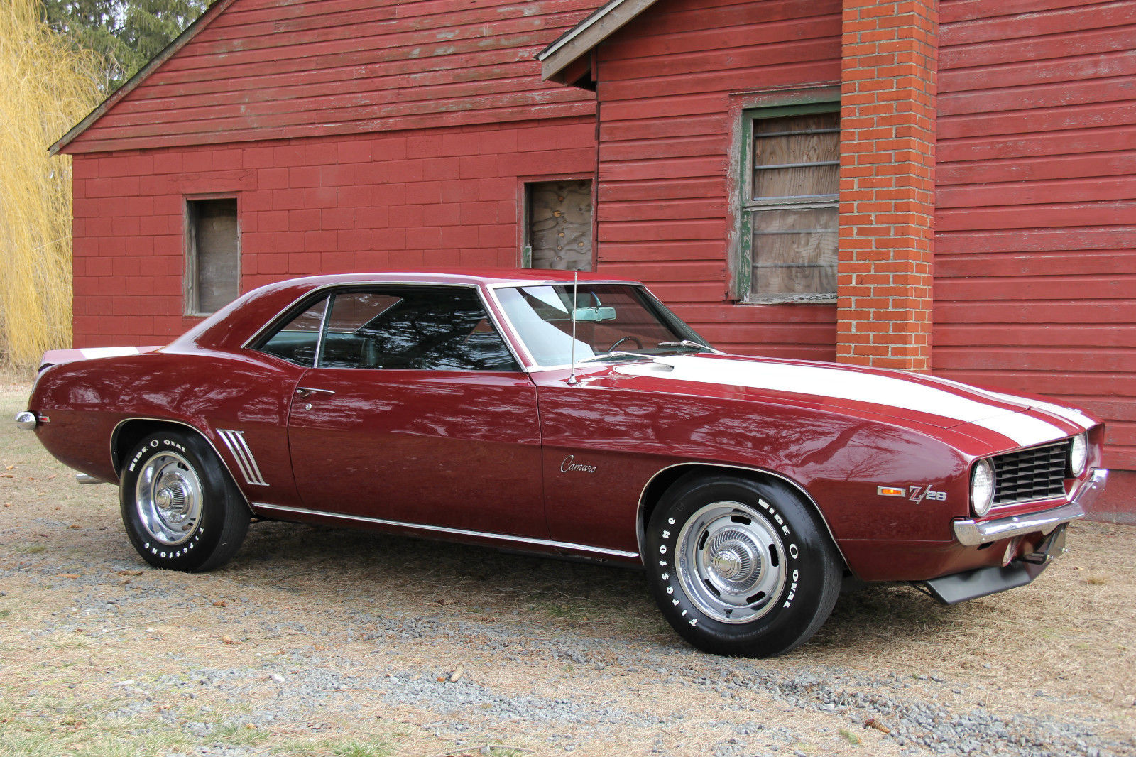 1969 Chevrolet Camaro Z 28 Muscle Car