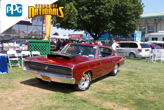 Syracuse Nationals - Muscle Car
