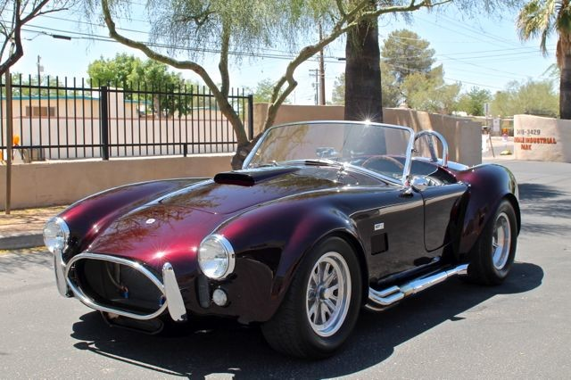 1965ContemporaryFordShelbyACCobrabuiltin1990with428SCJV8engine1