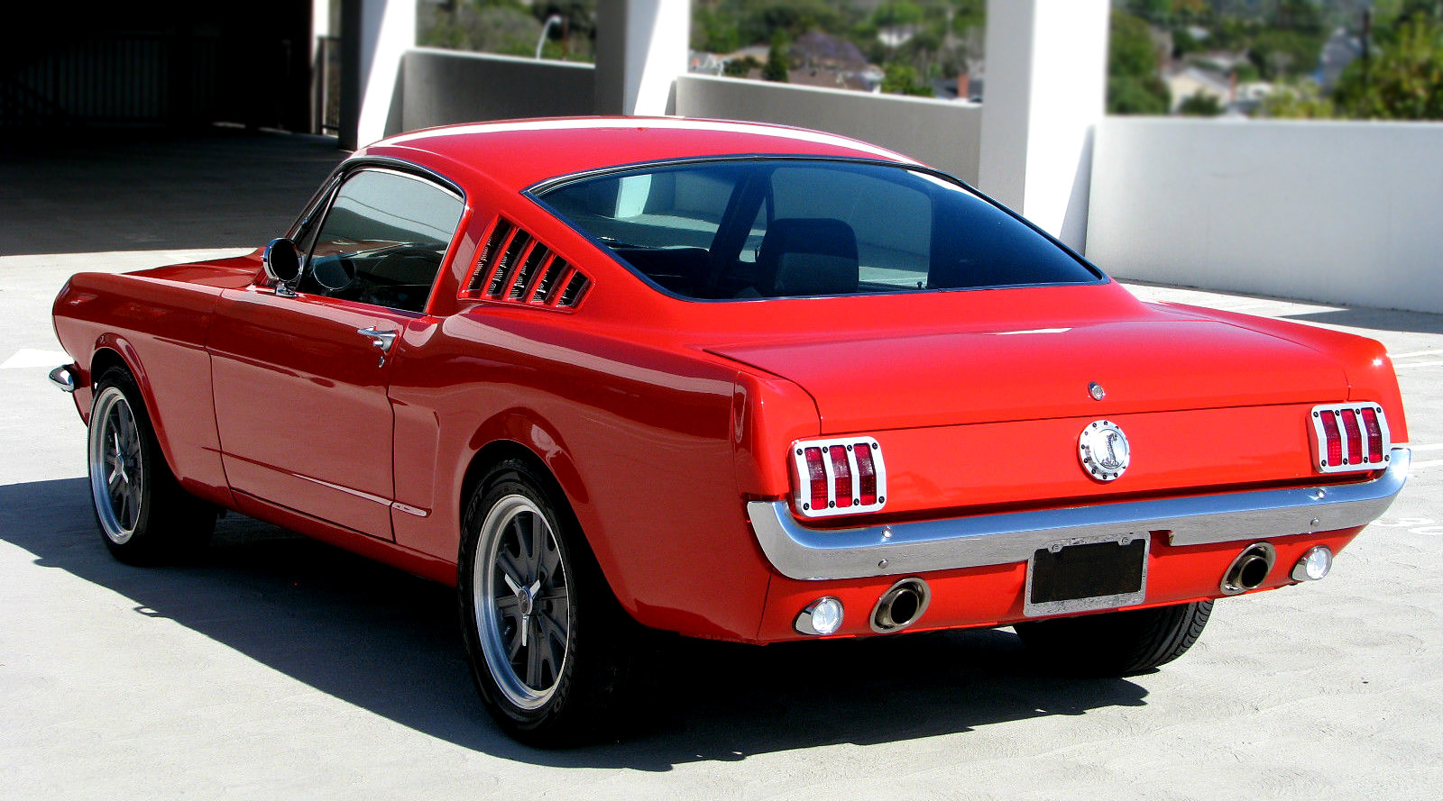 1965 Ford Mustang Fastback Resto Mod Muscle Car