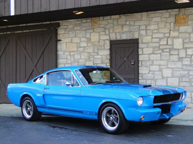 1965 Ford Mustang Shelby 350r