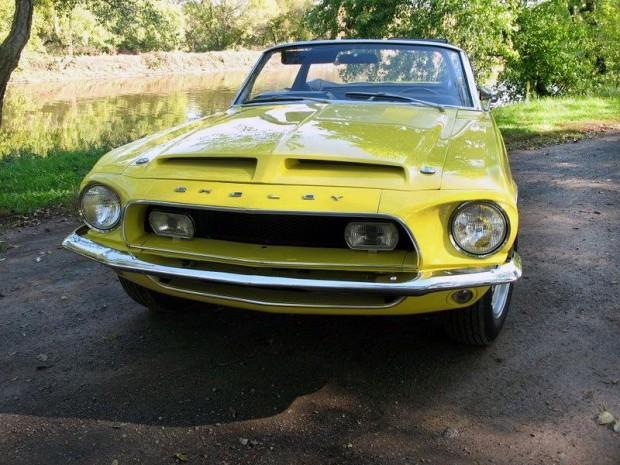 1968ShelbyMustangGT500KR1