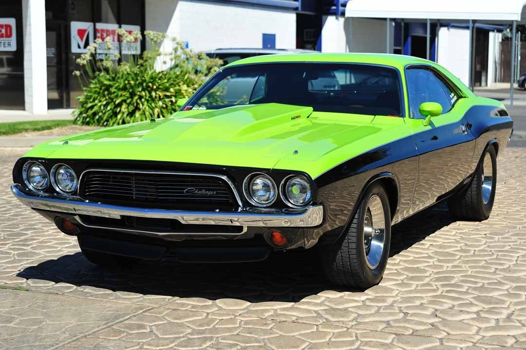 1972 Dodge Challenger 440/727 - Muscle Car