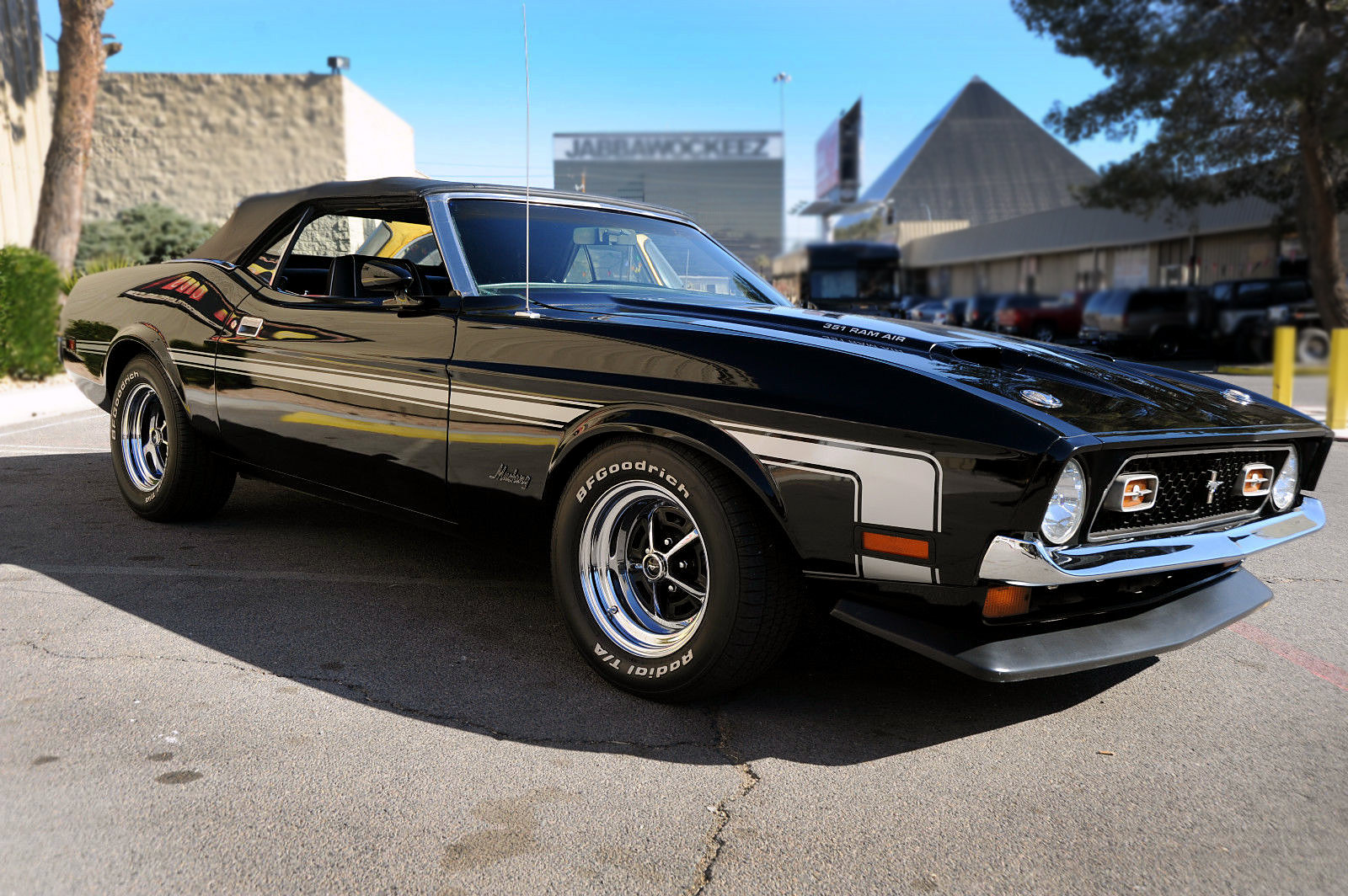 1972 ford mustang mach - photo #2