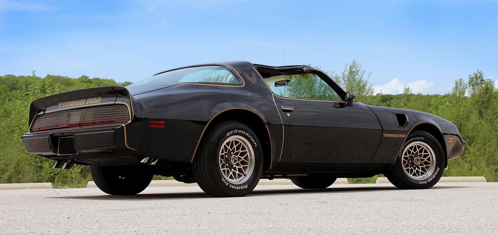 1979 pontiac trans am muscle car. Black Bedroom Furniture Sets. Home Design Ideas