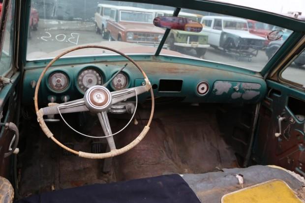1952 DeSoto Convertible3