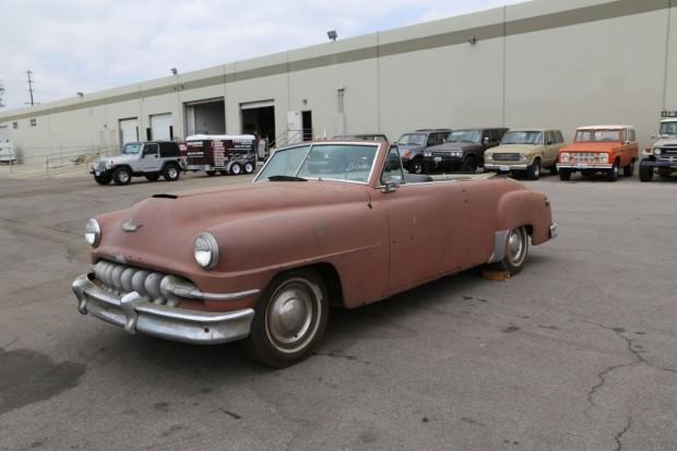 1952 DeSoto Convertible1