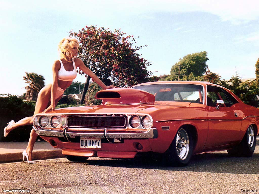 cars and girls  Hotandclassic435435