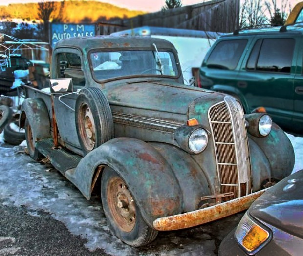 1936 Dodge Pick Up