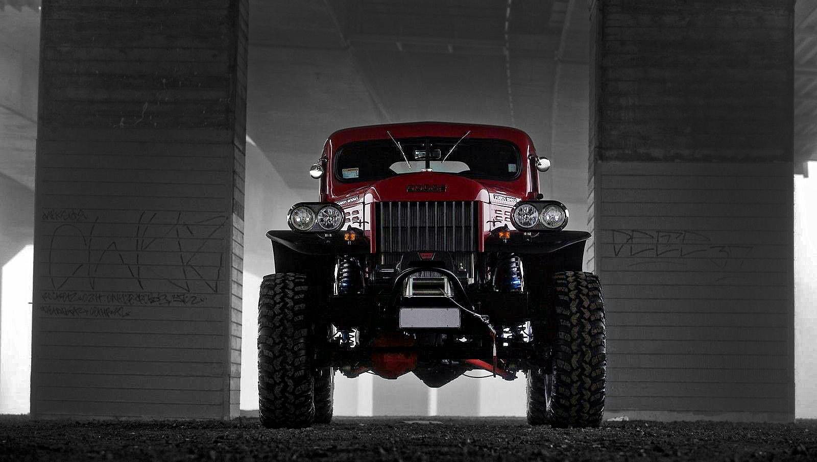 1950 Dodge Power Wagon 4x4