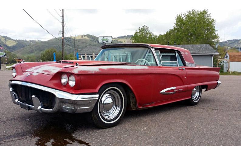1959 Ford Thunderbird NASCAR 430 BIG BLOCK1