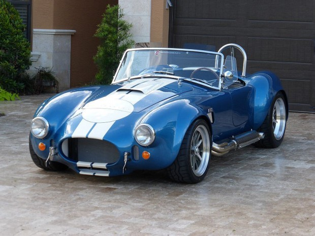 1965 Shelby Cobra ROUSCH 427 550HP-12