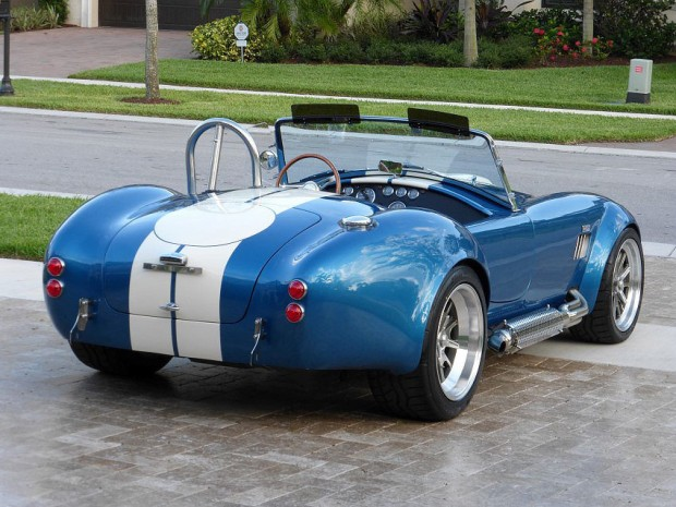 1965 Shelby Cobra ROUSCH 427 550HP-13