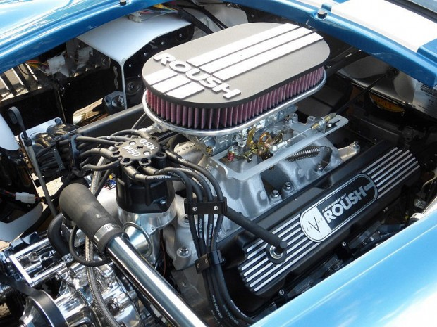 1965 Shelby Cobra ROUSCH 427 550HP-14