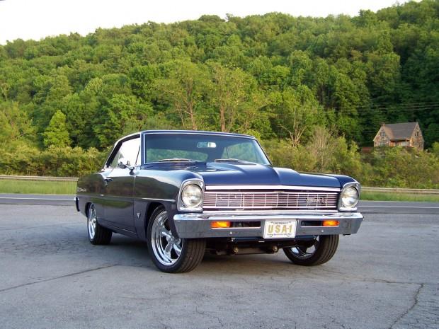 1966 Chevrolet Nova 350 ci-133