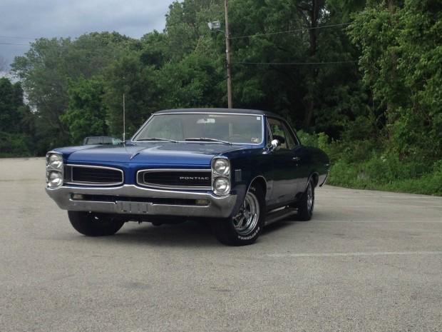 1966 Pontiac LeMans 2 Door Hardtop 326 5.3L-13421234