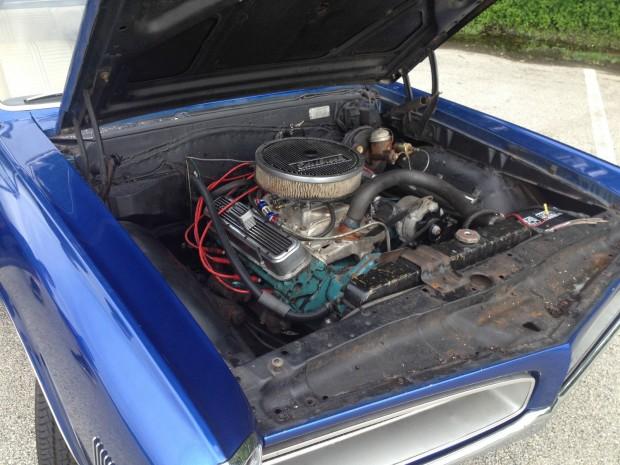 1966 Pontiac LeMans 2 Door Hardtop 326 5.3L-13454