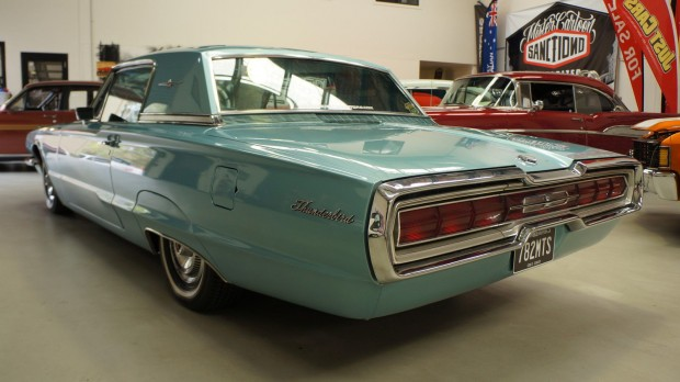 1966 Ford Thunderbird2