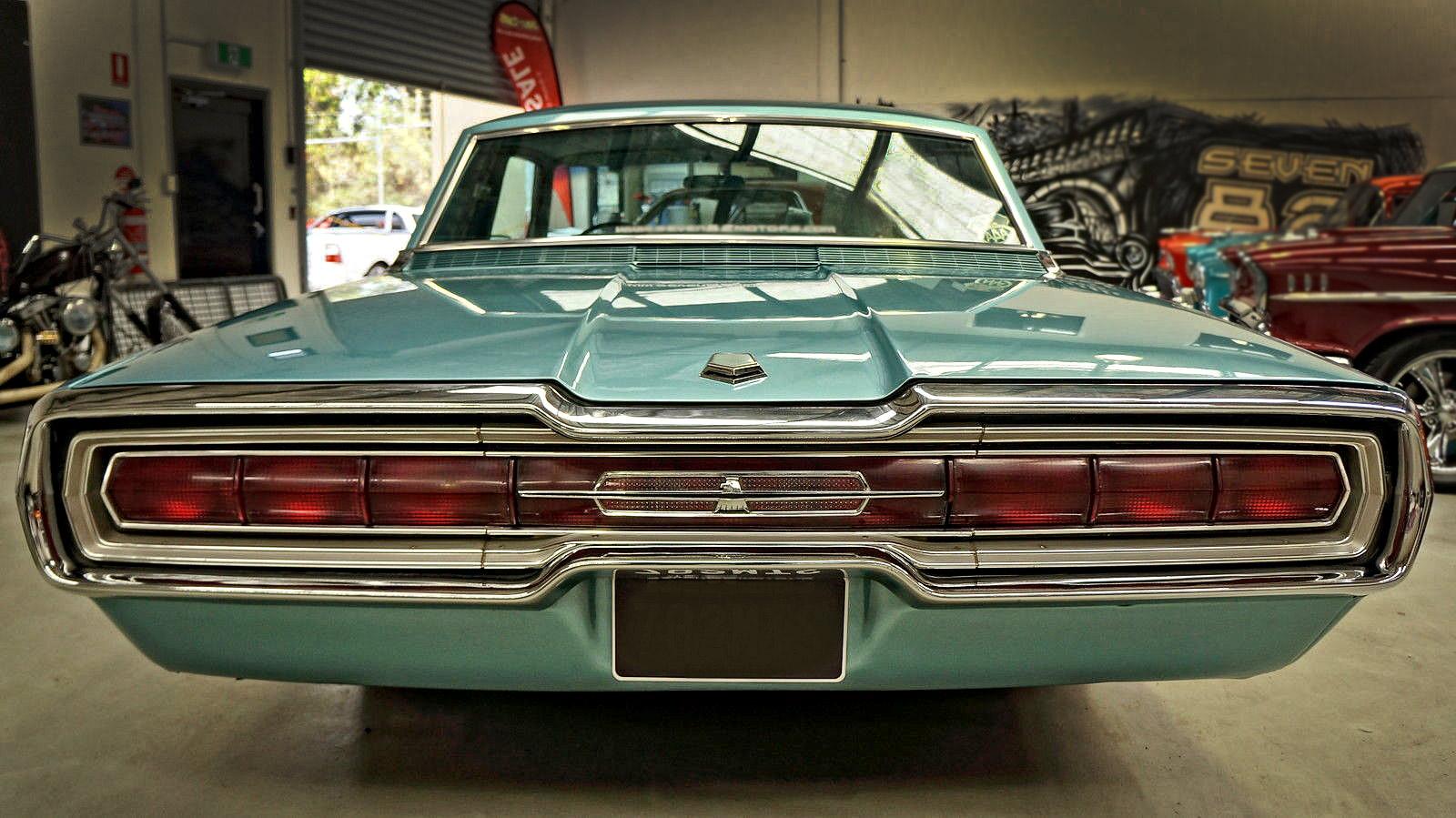 1966 Ford Thunderbird Muscle Car