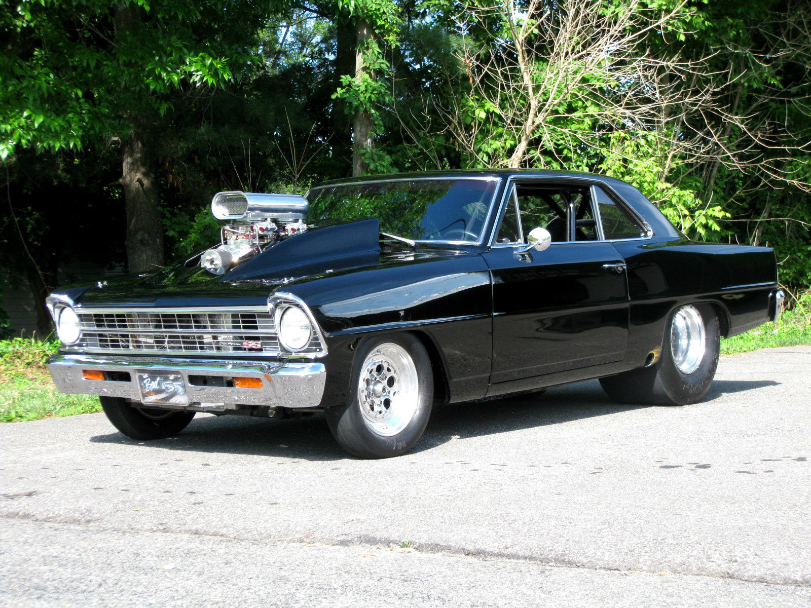 1967 Chevrolet Nova Pro Street 1200hp2