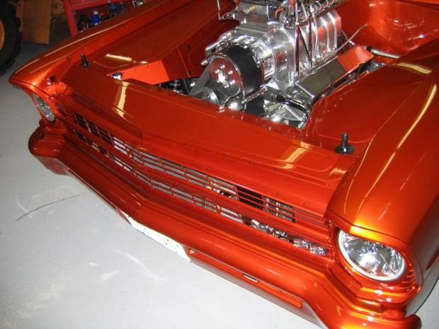 1967 Chevy Pro Street Nova7