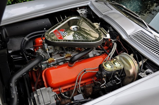 1967 Corvette 427 435HP Tri-Power NCRS Validated Tank Sticker J56 Brake6