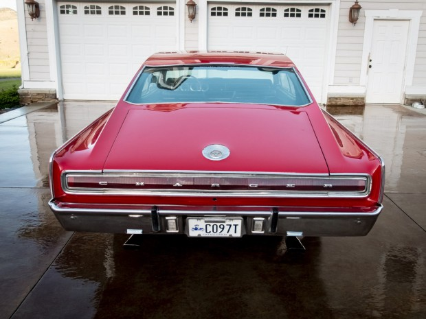 1967 Dodge Charger Charger 440 V8 RB Wedge-13