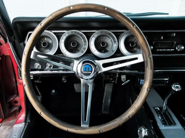 1967 Dodge Charger Charger 440 V8 RB Wedge-12