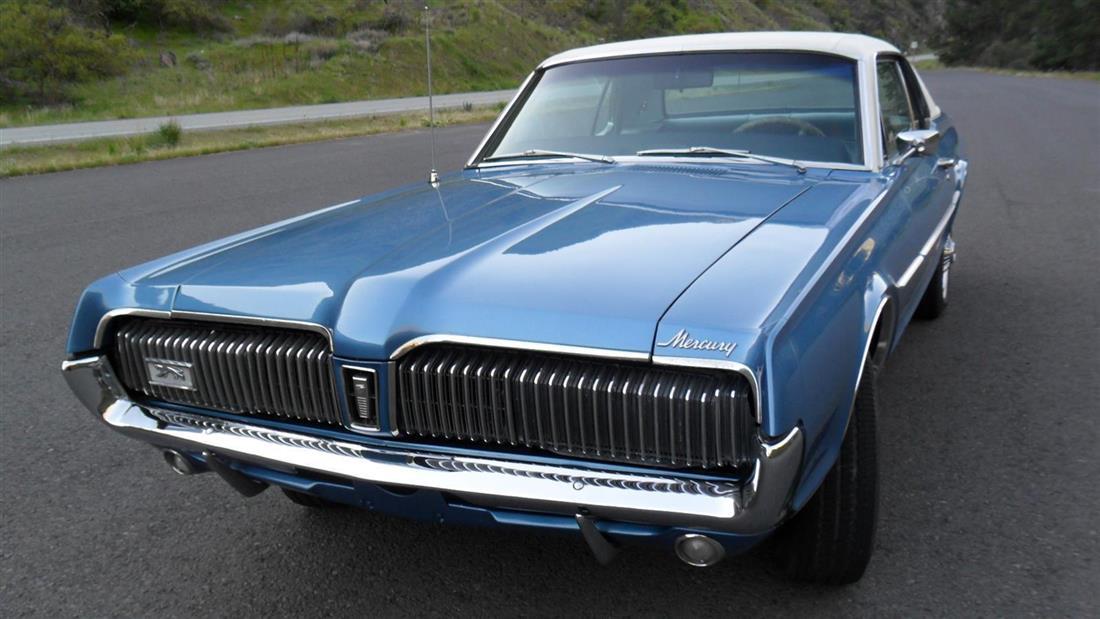 1967 Mercury Cougar2