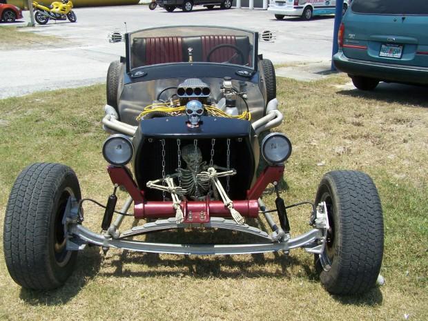 1967 Mercury Cougar RAT ROD-12