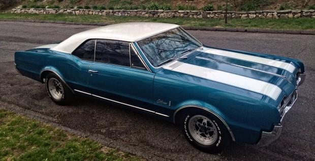 1967OldsmobileCutlassRestored33054L1