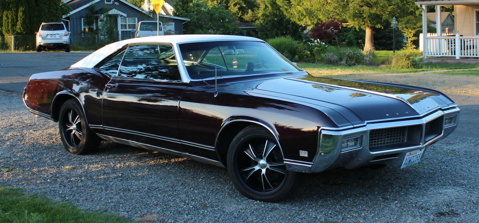 1968 Buick Riviera2