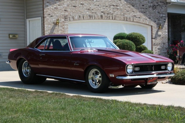 1968 Chevrolet Camaro3