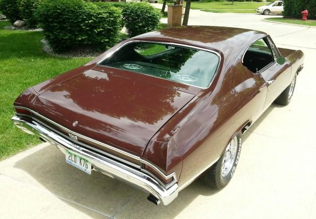 1968 Chevrolet Chevelle SS 3963