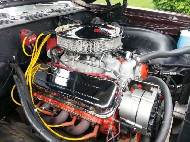 1968 Chevrolet Chevelle SS 3961