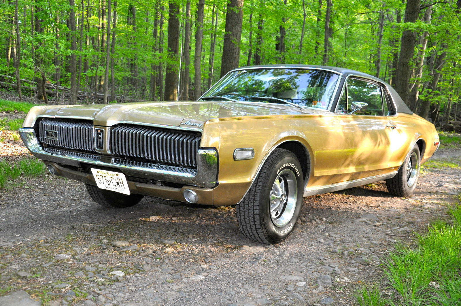 1968 Mercury Cougar XR-7 5.0L2