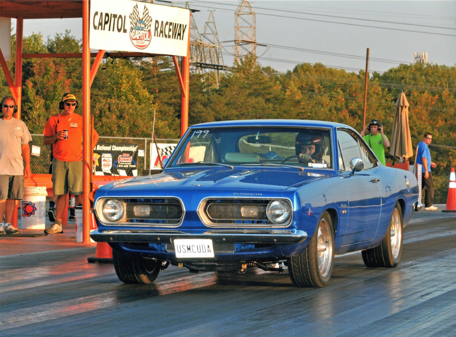 1968 Plymouth Barracuda Formula S Tribute-122