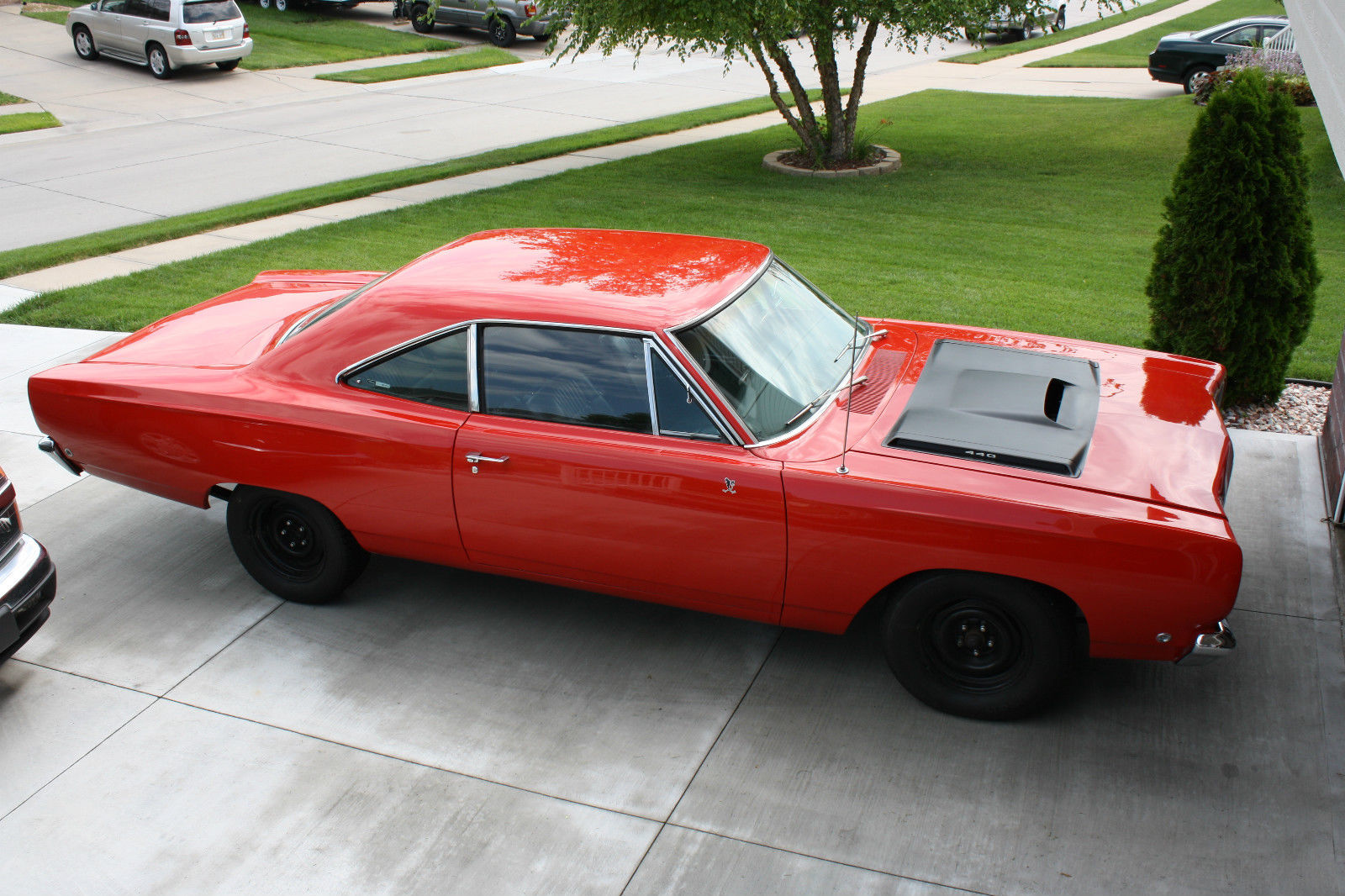 1968 Plymouth Roadrunner with Updated 4405