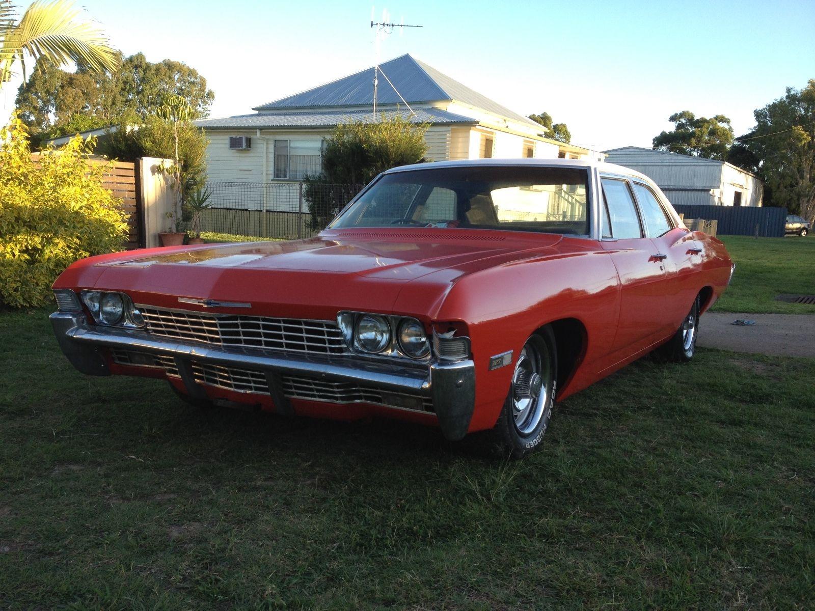 1968 Chevrolet Impala 2