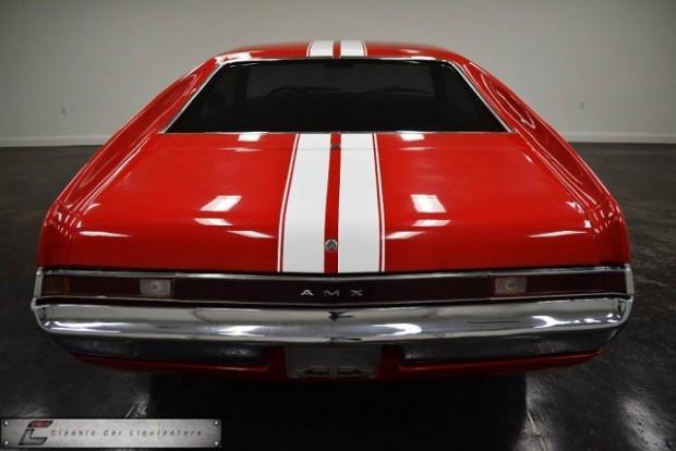 1969 AMC AMX3