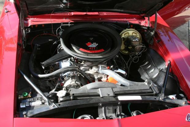 1969 Chevrolet Camaro COPO TRIBUTE1