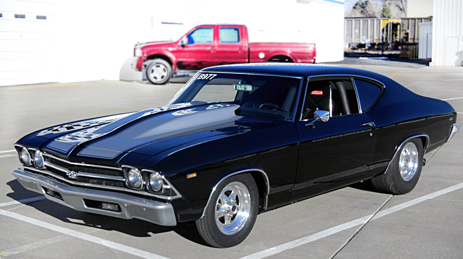 1969 Chevrolet Chevelle Pro Street 1140hp Pro Charged4