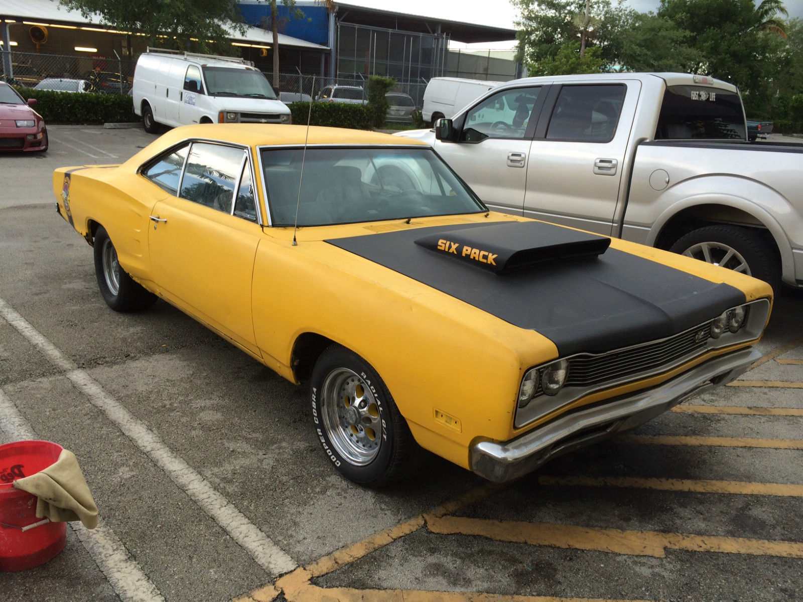 1969 DODGE CORONET SUPER BEE 440 ORIGINAL