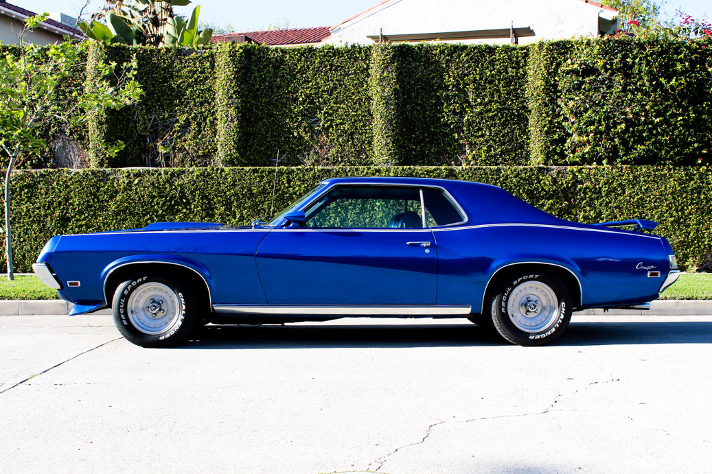 1969 Mercury Cougar Eliminator 6.4L 390ci43543