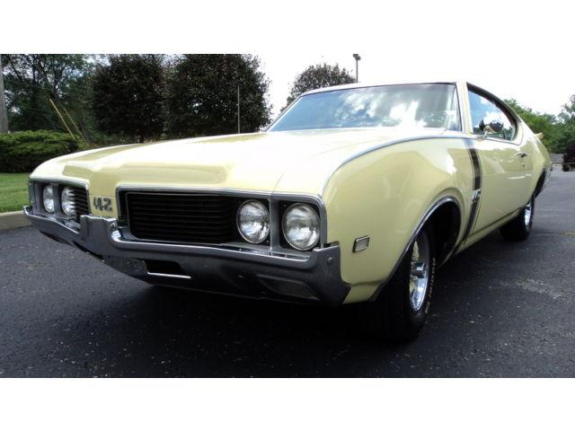 1969 Oldsmobile 4422