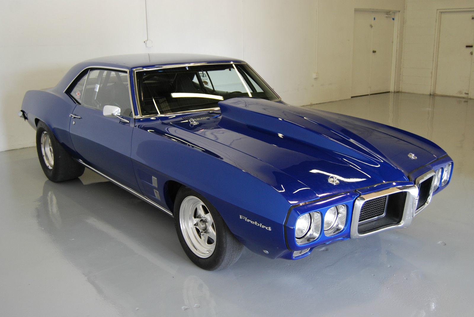 1969 Pontiac Firebird Pro Street Drag Car2