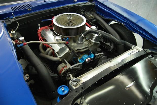 1969 Pontiac Firebird Pro Street Drag Car1
