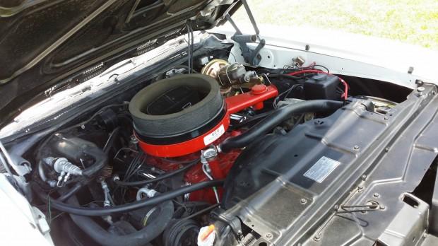 1969 Oldsmobile 442 HO4554